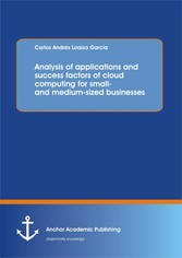 Analysis of applications and success factors of...