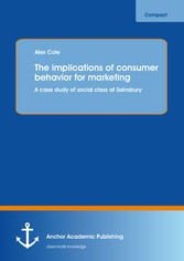 The implications of consumer behavior for marke...