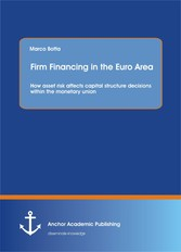 Firm Financing in the Euro Area: How asset risk...