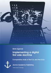 Implementing a digital first sale doctrine: Com...