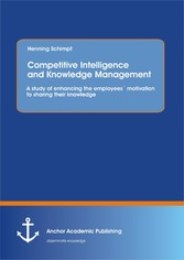 Competitive Intelligence and Knowledge Manageme...