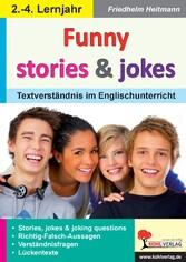 Funny stories & jokes - Textverständnis im Engl...