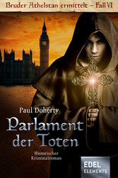 Parlament der Toten - Historischer Kriminalroman
