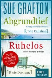 Abgrundtief/Ruhelos - Zwei Romane in einem Band