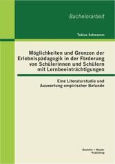 Möglichkeiten und Grenzen der Erlebnispädagogik...