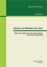 Hacker im Wandel der Zeit: Über die differenzie...