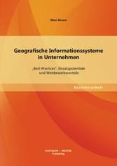 Geografische Informationssysteme in Unternehmen...