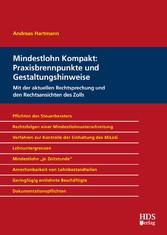 Mindestlohn Kompakt: Praxisbrennpunkte und Gest...