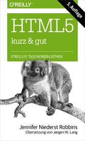 HTML5 kurz & gut
