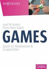 Games - Spiele für Moderatoren & Gruppenleiter