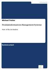 Produktinformations-Management-Systeme - State ...