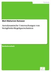 Aerodynamische Untersuchungen von Stetigförder-...