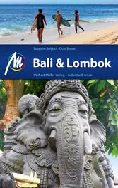 Bali & Lombok Reiseführer Michael Müller Verlag...