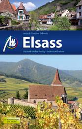 Elsass Reiseführer Michael Müller Verlag - Indi...
