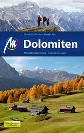 Dolomiten Reiseführer Michael Müller Verlag - I...