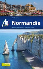 Normandie Reiseführer Michael Müller Verlag - I...