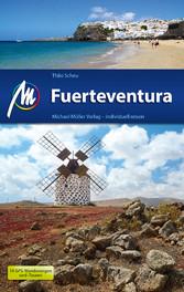 Fuerteventura Reiseführer Michael Müller Verlag...