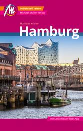 Hamburg Reiseführer Michael Müller Verlag - Ind...