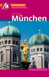 München Reiseführer Michael Müller Verlag - Ind...