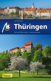 Thüringen Reiseführer Michael Müller Verlag - I...