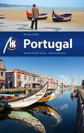 Portugal Reiseführer Michael Müller Verlag - In...