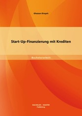 Start-Up-Finanzierung mit Krediten