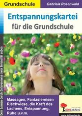 Entspannungskartei für die Grundschule - Massag...