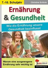 Ernährung & Gesundheit - Wie die Ernährung unse...