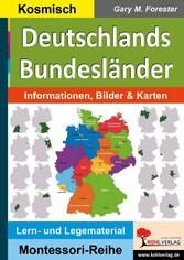 Deutschlands Bundesländer - Informationen, Bild...