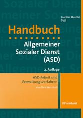 ASD-Arbeit und Verwaltungsverfahren