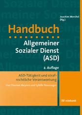 ASD-Tätigkeit und strafrechtliche Verantwortung