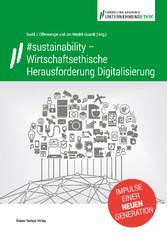 #sustainability - Wirtschaftsethische Herausfor...