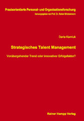 Strategisches Talent Management - Vorübergehend...