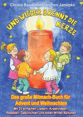 Und wieder brennt die Kerze - Das große Mitmach...