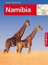 Namibia - VISTA POINT Reiseführer Reisen Tag fü...