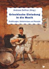 Griechische Einladung in die Musik - Erzählunge...