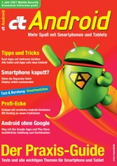 ct Android 2015 - Der Praxis-Guide