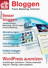 ct wissen Bloggen (2016) - Praxis, Marketing, S...