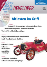 iX Developer - Altlasten im Griff - Legacy-Soft...