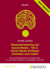 Personalmarketing mit Social Media - Teil 2: So...