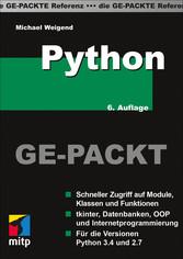 Python Ge-Packt (mitp Ge-Packt)