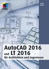 AutoCAD 2016 und LT 2016 (mitp Professional) - ...