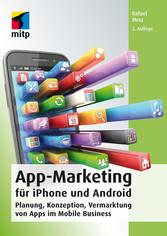 App-Marketing für iPhone und Android - Planung,...