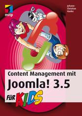 Content Management mit Joomla! 3.5 für Kids