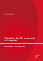 Evaluation der Physiotherapie in Schweden: Hint...