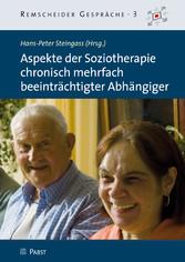 Aspekte der Soziotherapie chronisch mehrfach be...