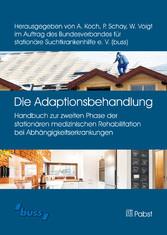 Die Adaptionsbehandlung - Handbuch zur zweiten ...