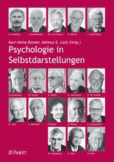 Psychologie in Selbstdarstellungen - Band 5