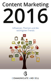 Content Marketing 2016 - Influencer, Themen und...