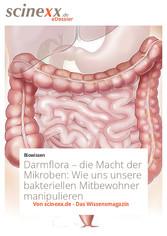 Darmflora - die Macht der Mikroben - Wie uns un...